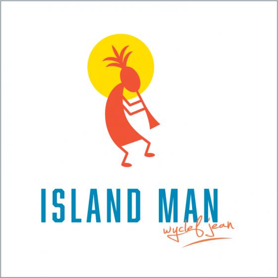 Island Man by Wyclef Jean logo