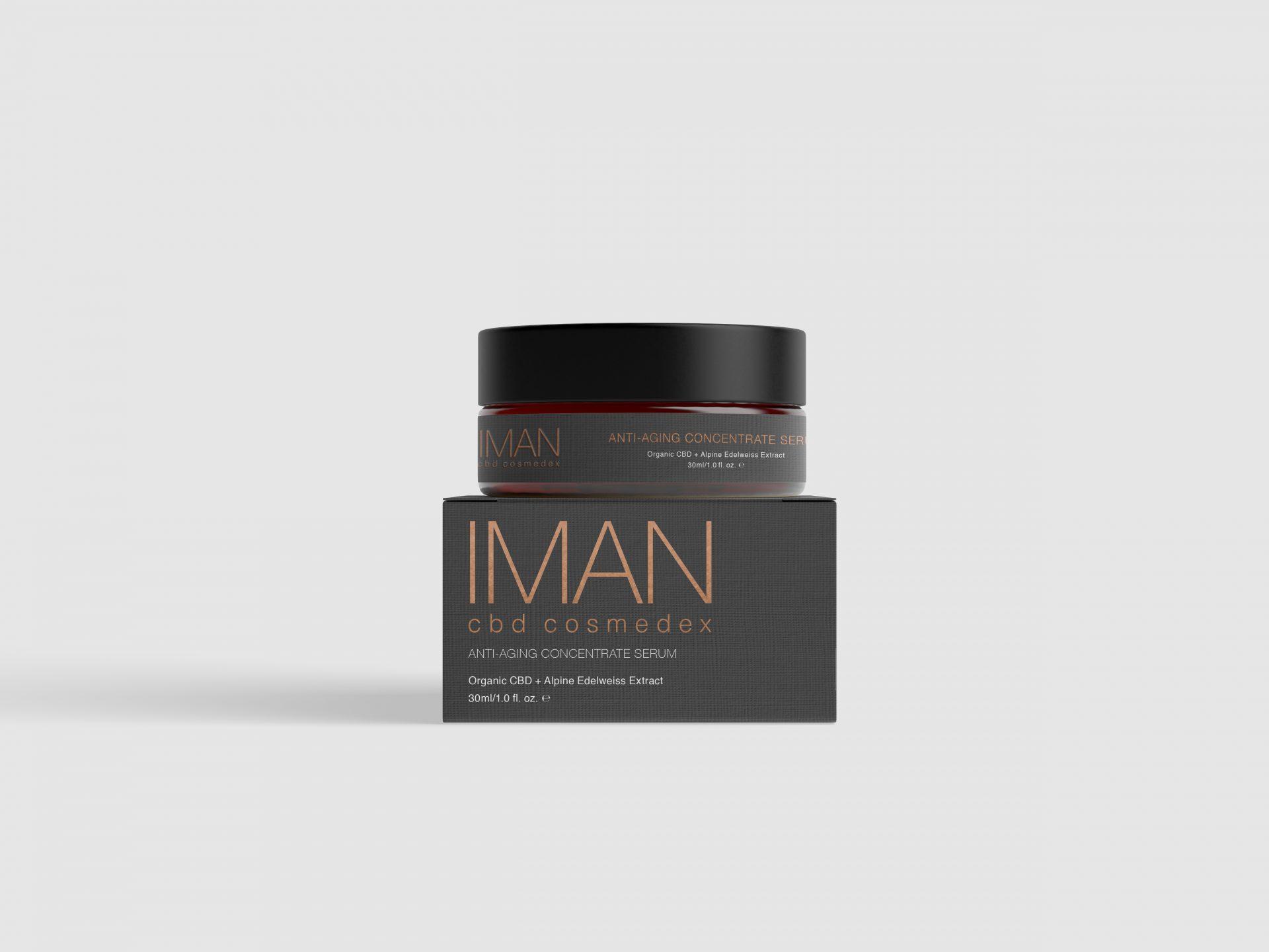 IMAN CBD Cosmedex (Concept Art)